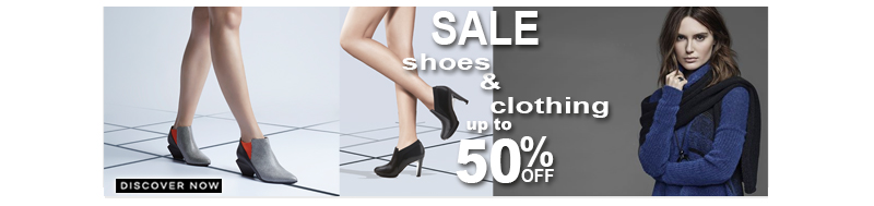 Sale up to 50% at Clementi