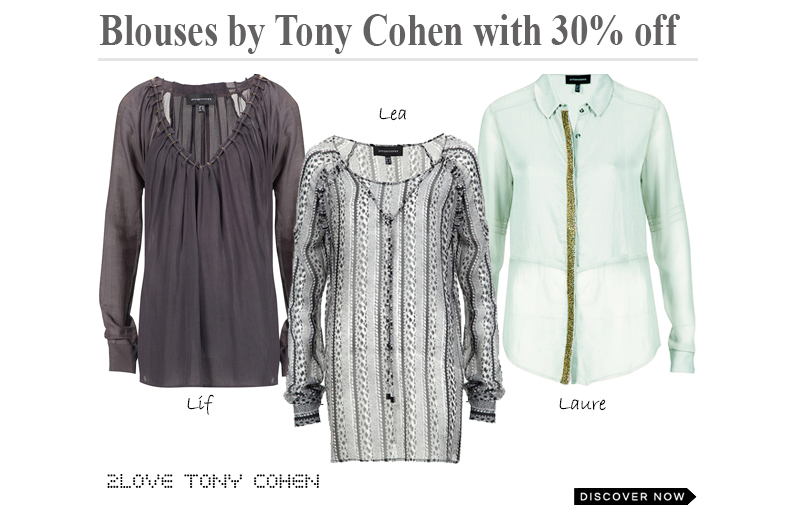 2Love Tony Cohen