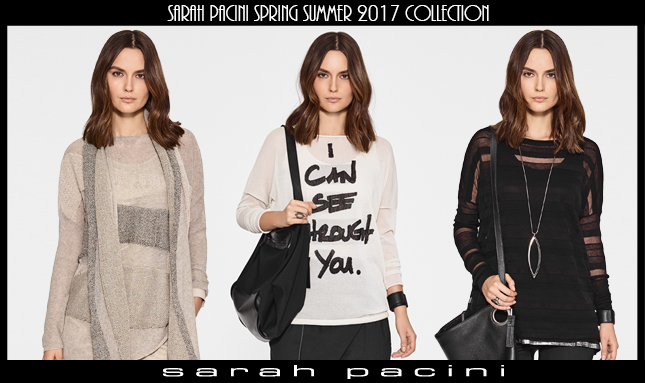 Sarah Pacini New Collection