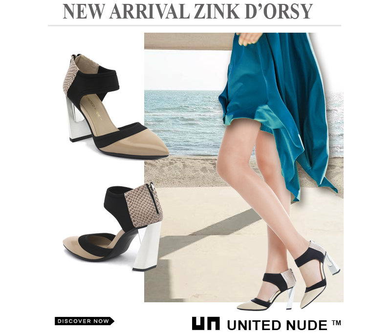 United Nude Zink D'Orsy