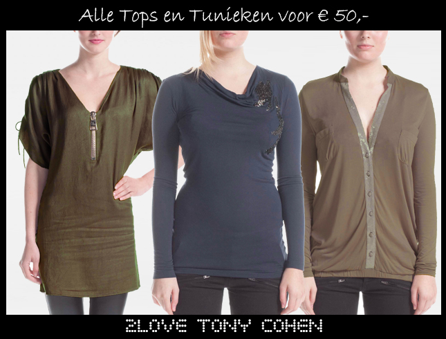 Tony Cohen Sale