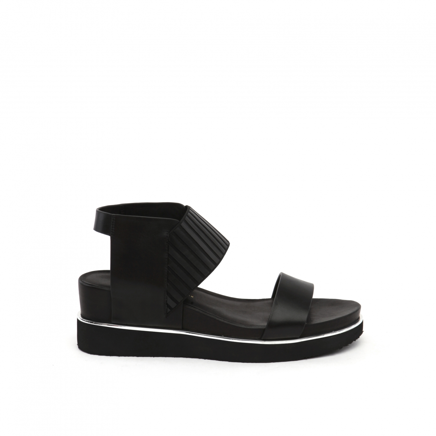 United Nude Rico Sandal Black Speckle - Issimo Shoes