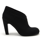 United Nude Fold Hi Black Rib
