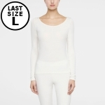 Sarah Pacini T-shirt Zoe Off White