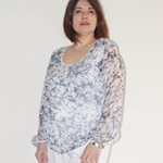 Transfer Flash Blouse 72110
