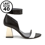 United Nude Alice Hi Black White