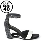 United Nude Bella Bella Zwart Wit