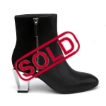 United Nude Icon Boot Mid Zwart