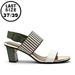 United Nude Pop Sandaal Mid Dusk
