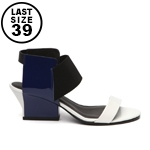 United Nude Raiko Navy Blue White Smoke