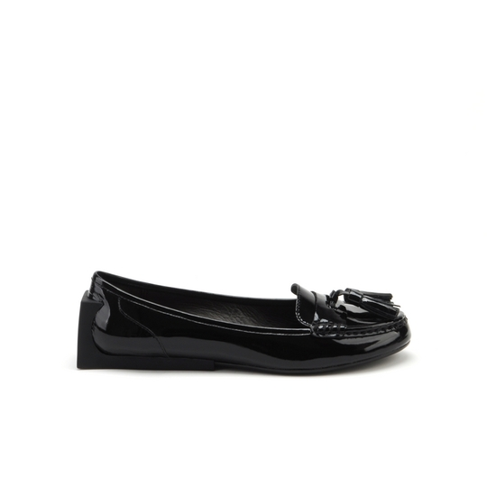United Nude Block Loafer Lo Black
