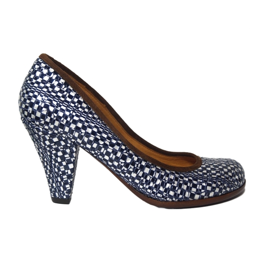 Chie Mihara Pump Rolling buzios navy