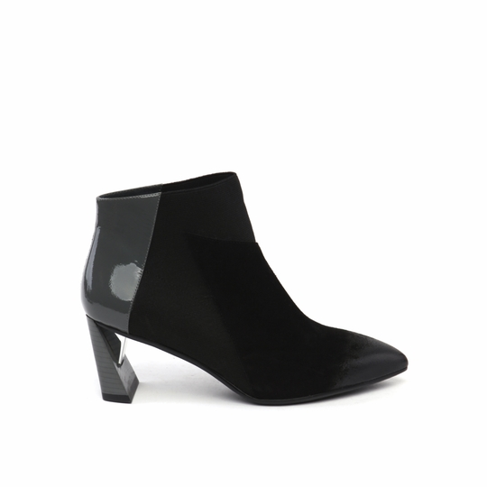 United Nude Zink Mid Black Falcon