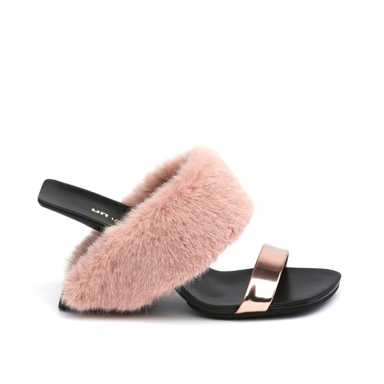 United Nude Loop Teddy Blush