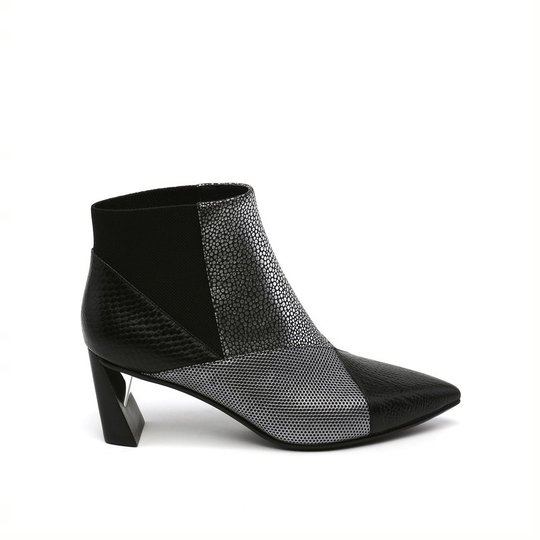United Nude Zink Patch Mid Zilver Mix